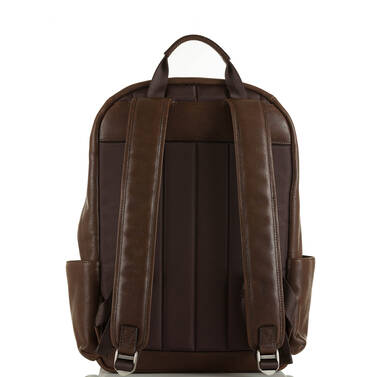 Marcus Backpack Cocoa Brown Manchester Back