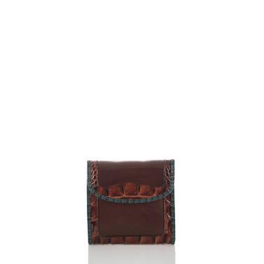 Index Wallet Pecan Concordia Front