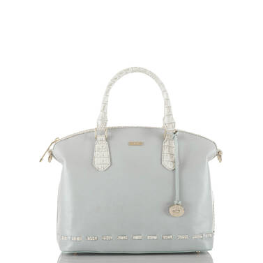 Duxbury Satchel Mineral Moulay Front