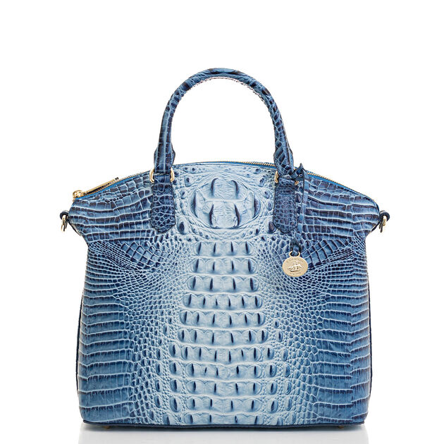 Large Duxbury Satchel Poolside Ombre Melbourne, Poolside, hi-res