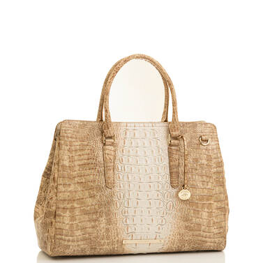 Finley Carryall Praline Ombre Melbourne Side