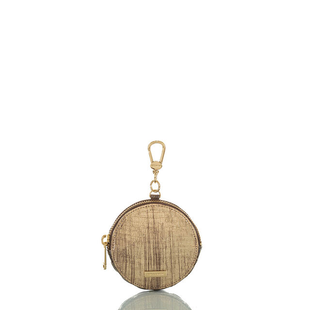 Circle Coin Purse Gold Awakening, Gold, hi-res