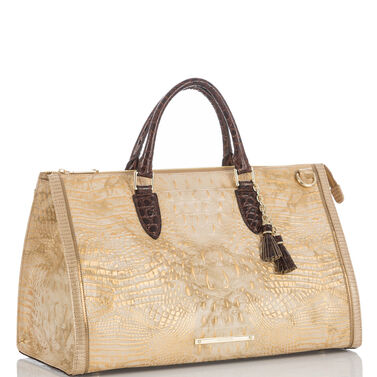 Anywhere Weekender White Tortoise Coro Front