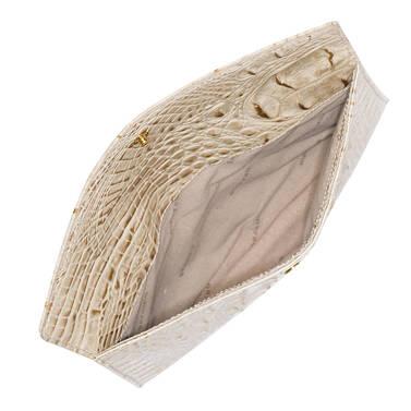 Envelope Clutch Satin Golightly Interior