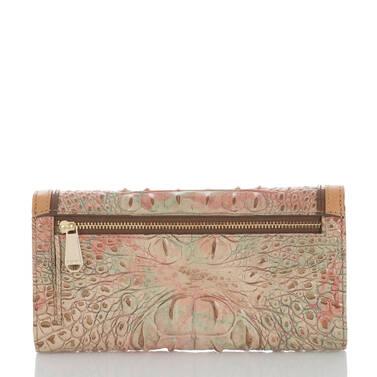Soft Checkbook Wallet Sahara Amal Back