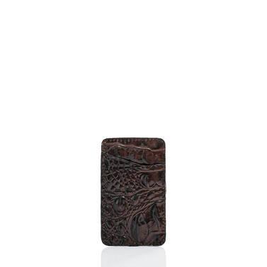 Card Case Cocoa Melbourne Side