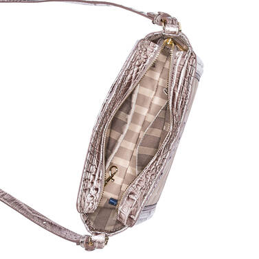 Carrie Crossbody Beige Lamballe Interior