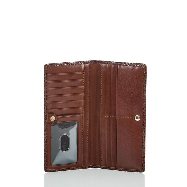 Ady Wallet Cognac Quincy