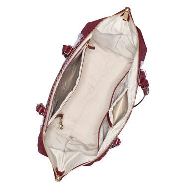 Medium Camila Cranberry Rosehip Interior