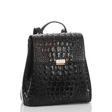 Margo Backpack Black Melbourne Front