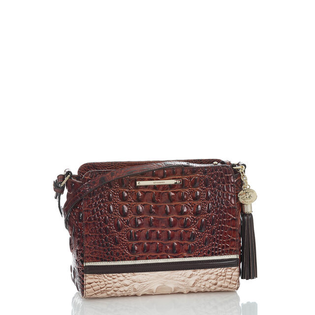 Carrie Crossbody Pecan Eastwood, Pecan, hi-res