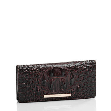 Ady Wallet Cocoa Ombre Melbourne Side