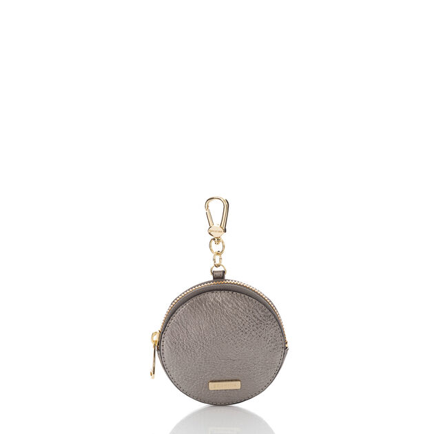 Circle Coin Purse Anthracite Moonlit, Anthracite, hi-res