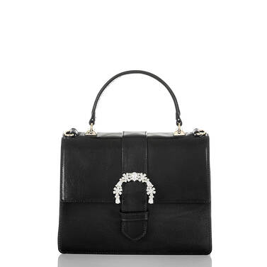 Luxe Mini Francine Black Topsail Front