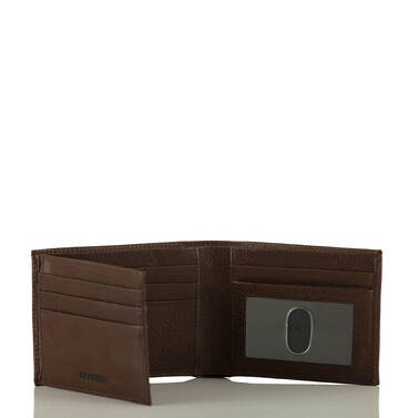 Bifold Cocoa Brown Manchester On Mannequin