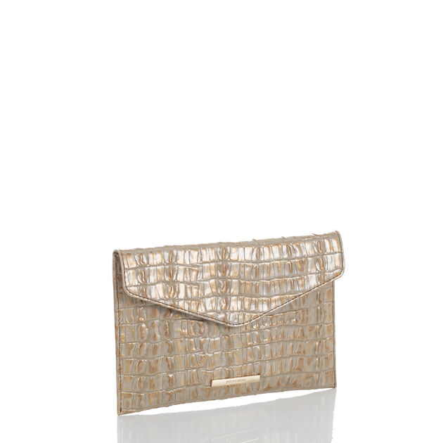 Envelope Clutch Gold La Scala