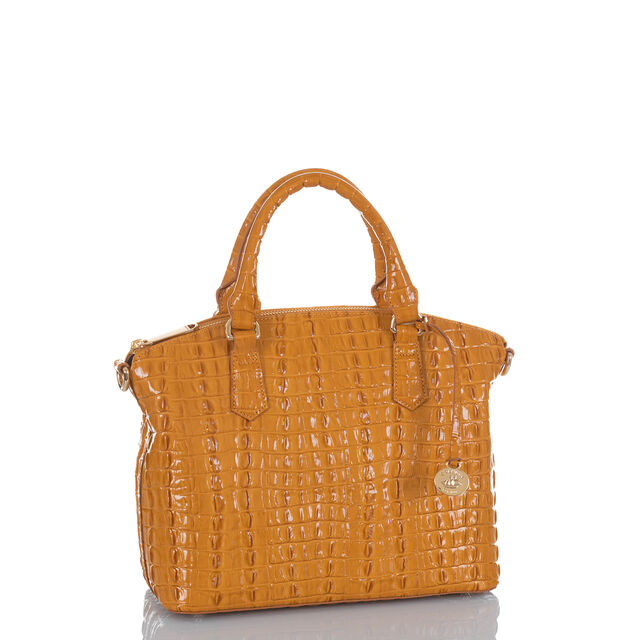 Duxbury Satchel Warm Yellow La Scala, Warm Yellow, hi-res