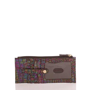 Credit Card Wallet Black Pearl Ombre Melbourne Side