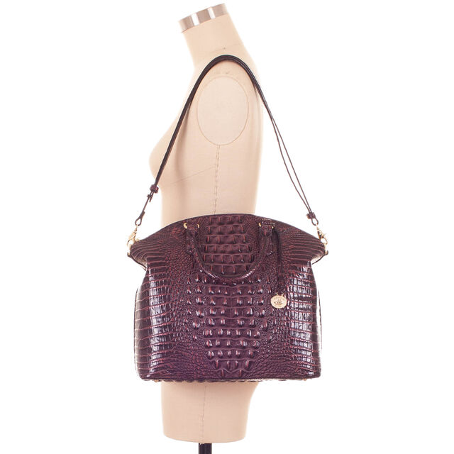 Large Duxbury Satchel Fig Melbourne, Fig, hi-res