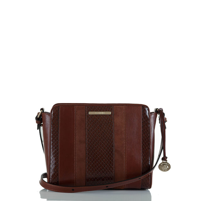 Carrie Crossbody Pecan Windsor, Pecan, hi-res