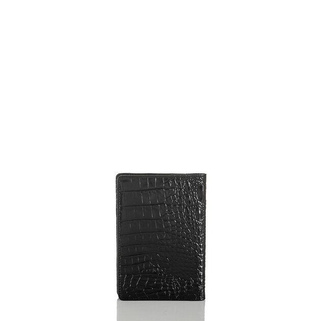Passport Wallet Black Melbourne