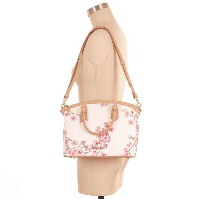 Duxbury Satchel Blossom Kentish, Blossom, hi-res