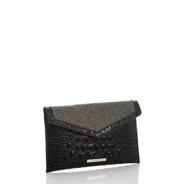 Envelope Clutch Black Golightly Side