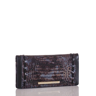 Ady Wallet Navy Norberg Side