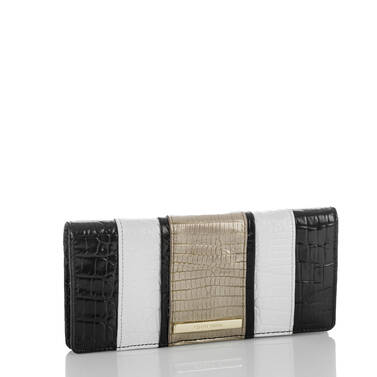 Ady Wallet Black Amida Side