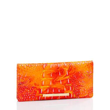Ady Wallet Spicy Orange Melbourne Side