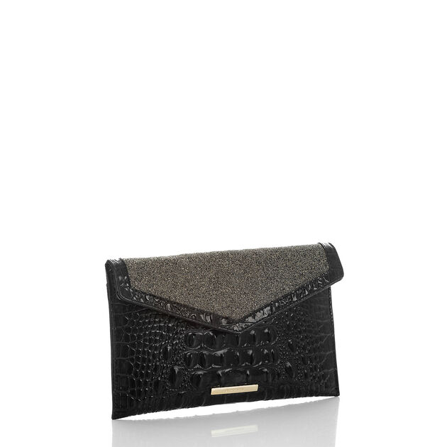 Envelope Clutch Black Golightly
