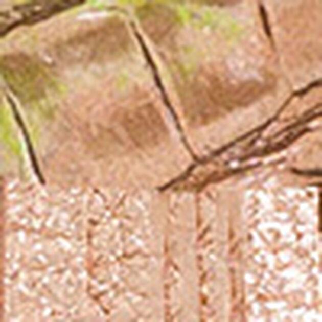 Large Tiered Tassel Atlas Chai