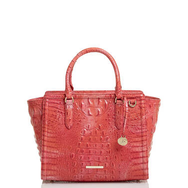 Aubree Punchy Coral Melbourne Front