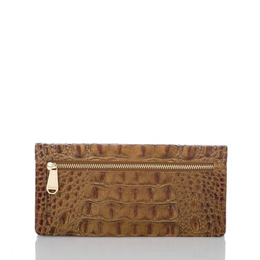 Ady Wallet Toasted Almond Melbourne Back