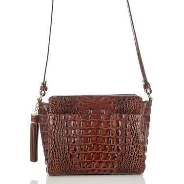 Carrie Crossbody Pecan Paseo Back