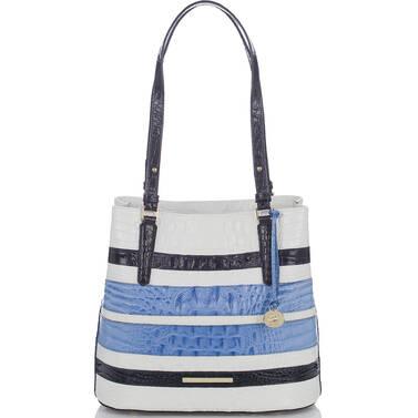 Hudson Bucket Bag Regatta Vineyard Front