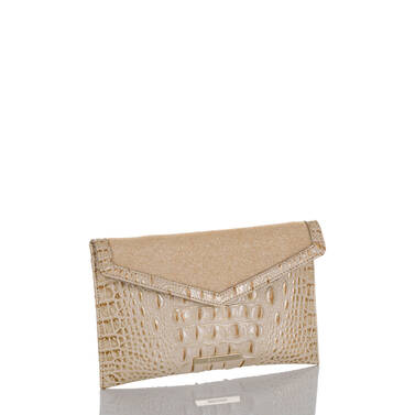 Envelope Clutch Satin Golightly Side