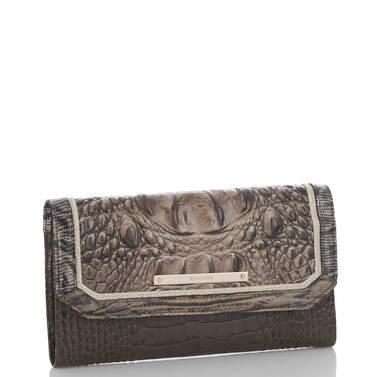 Soft Checkbook Wallet Elmwood Padua Side