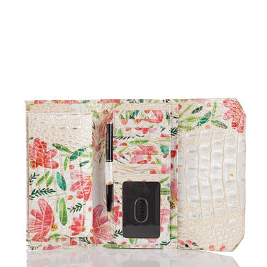 Soft Checkbook Wallet Multi Salinger Interior