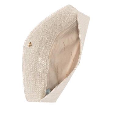 Envelope Clutch Jasmine Barclay Interior