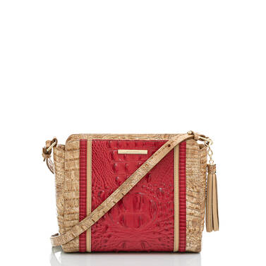Carrie Crossbody Ember Fuego Front