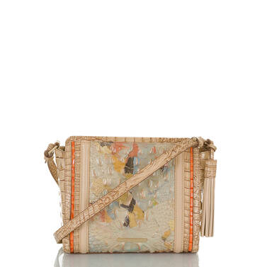 Carrie Crossbody Oasis Rosella Front
