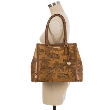 Joan Tote Tan Copa Cabana On Mannequin