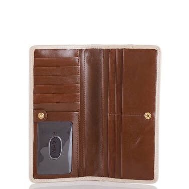 Ady Wallet Toasted Almond Hayes Interior