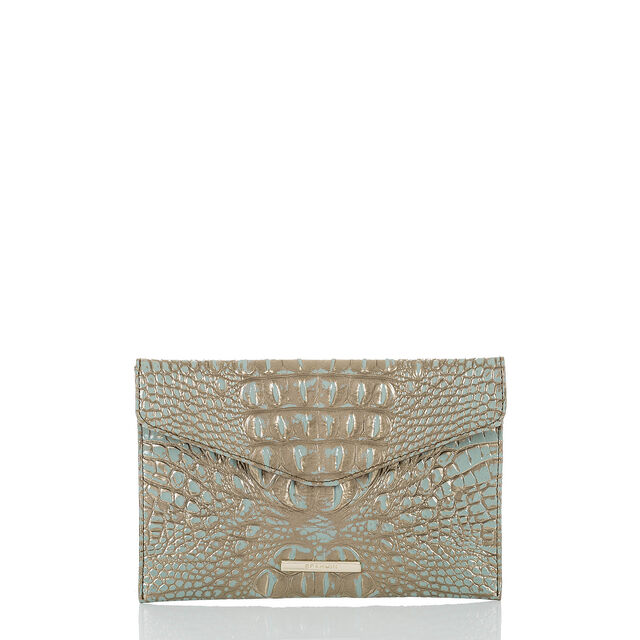 Envelope Clutch Tinsel Melbourne, Tinsel, hi-res