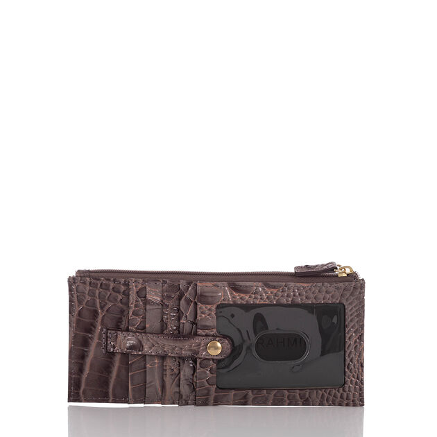 Credit Card Wallet Aubergine Melbourne