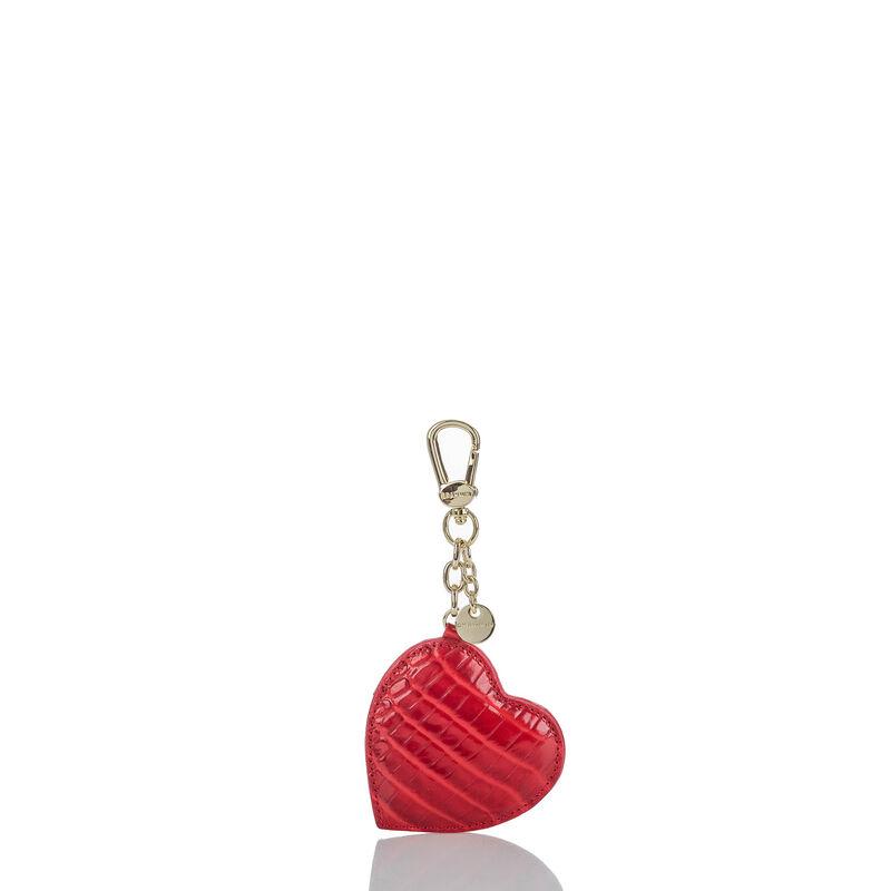 Heart Key Fob Carnation Melbourne