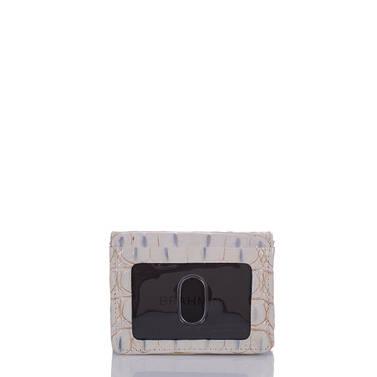 Mini Key Wallet Indigo Palaminto Back
