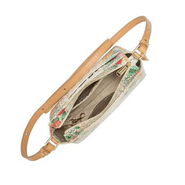 Carrie Crossbody Ivory Tahiti Interior