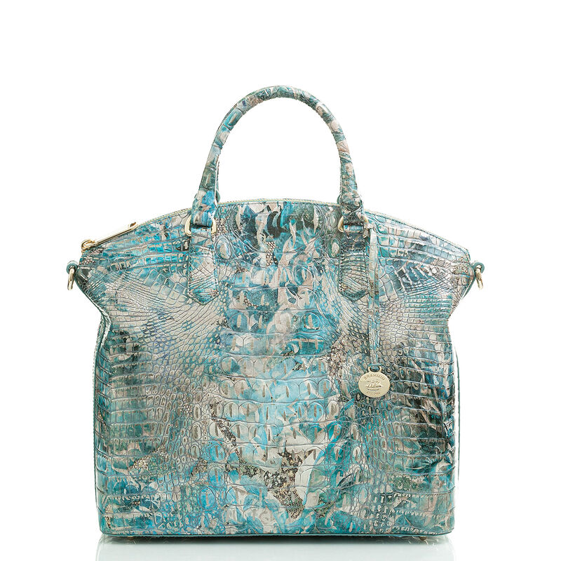Large Duxbury Satchel Blue Lace Melbourne